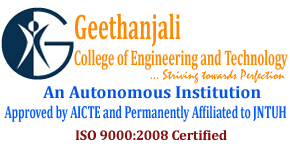 Welcome to Geetanjali Institutions